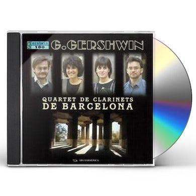 Quartet de Clarinets de Barcelona CD