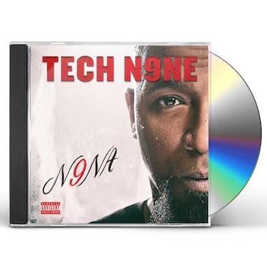 Tech N9Ne N9NA CD