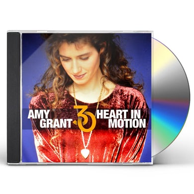 Amy Grant Heart In Motion (2 CD) (30th Anniversary) CD