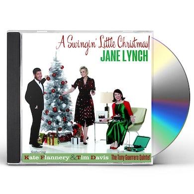 Jane Lynch SWINGIN' LITTLE CHRISTMAS CD