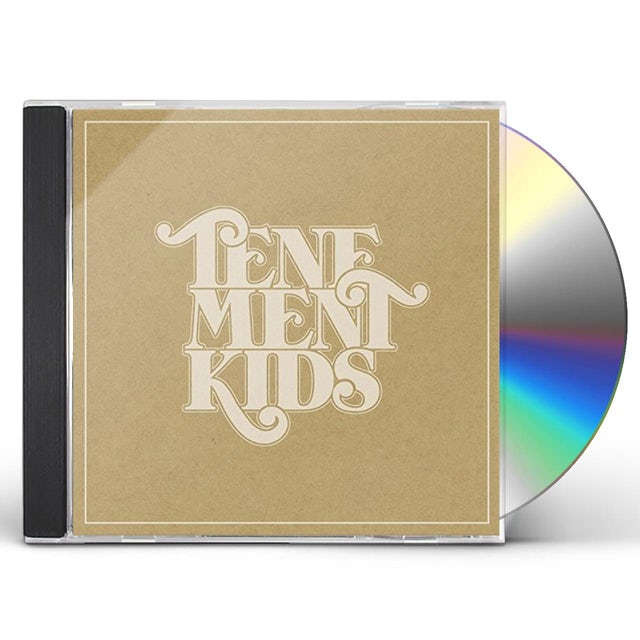 Tenement Kids CD