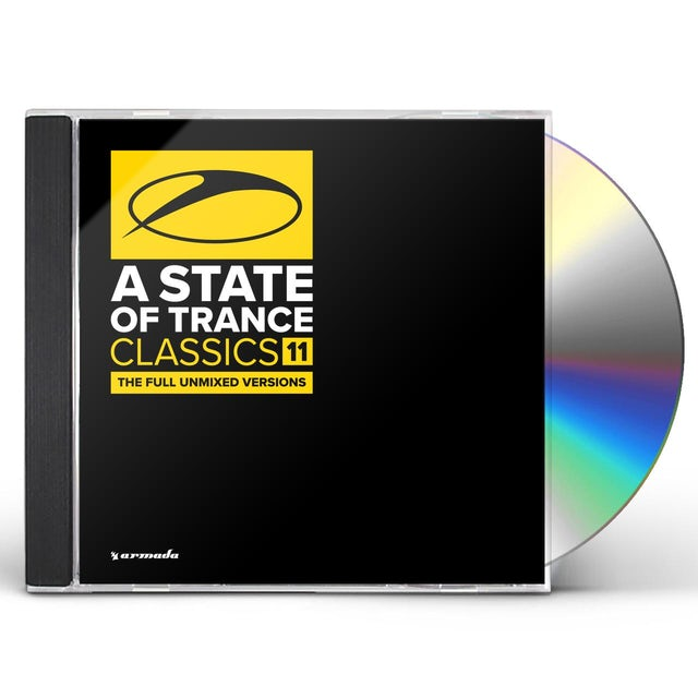 Armin van Buuren STATE OF TRANCE CLASSICS 11 CD