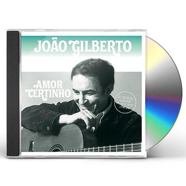Joao Gilberto AMOR CERTINHO CD