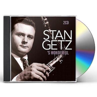 Stan Getz S WONDERFUL CD