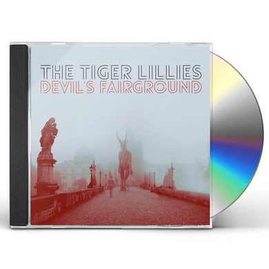 Tiger Lillies DEVIL'S FAIRGROUND CD