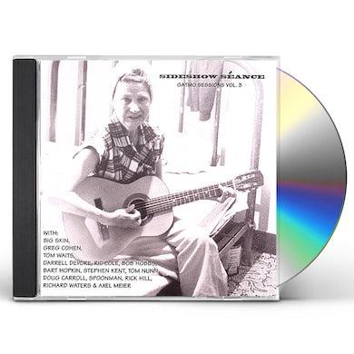 GATMO SIDESHOW SEANCE CD
