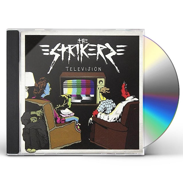 Strikers TELEVISION CD