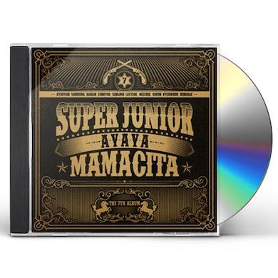 MAMACITA 7 CD