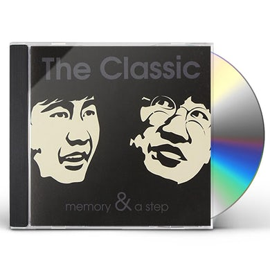 Classic MEMORY & A STEP CD