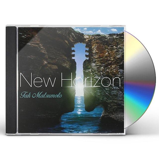 Tak Matsumoto NEW HORIZON CD