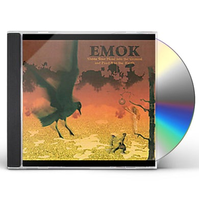 Emok SHOVE YOUR HEAD INTO THE GROUND & FEED IT TO EARTH CD
