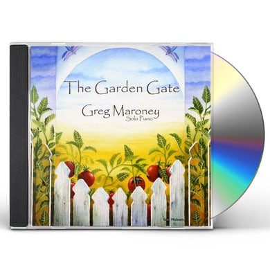 Greg Maroney GARDEN GATE CD