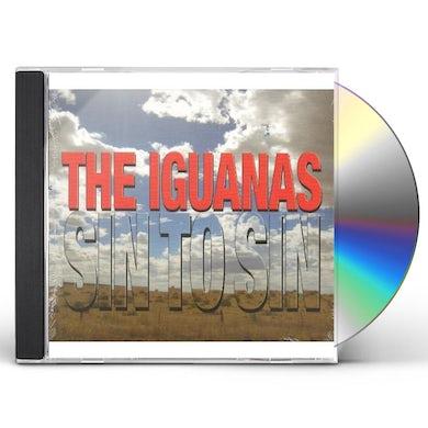 Iguanas SIN TO SIN CD