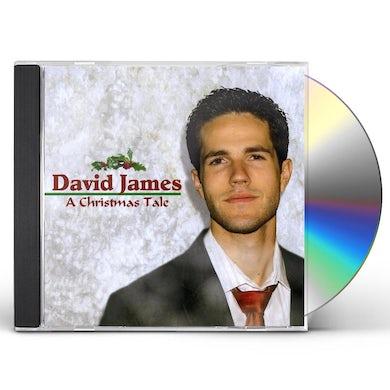 David James CHRISTMAS TALE CD