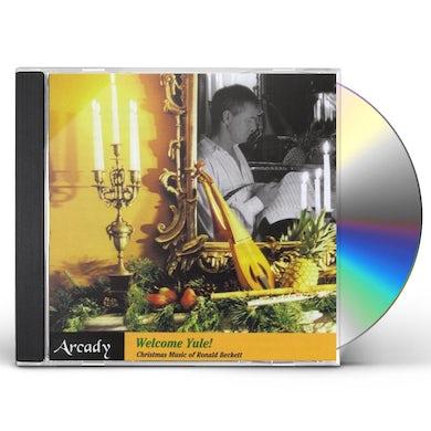 Arcady WELCOME YULE! CD