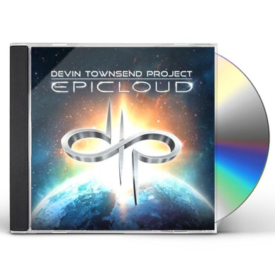 Devin Townsend Project EPICLOUD CD