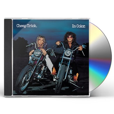 Cheap Trick IN COLOR CD