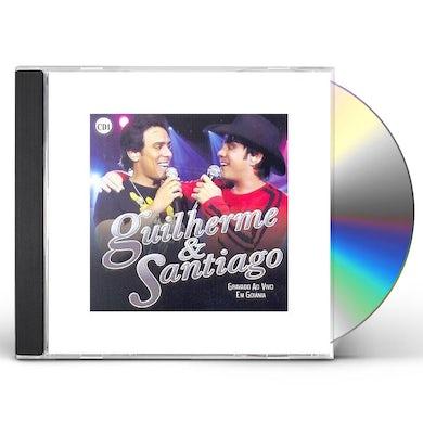Guilherme & Santiago AO VIVO EM GOIANIA 1 CD