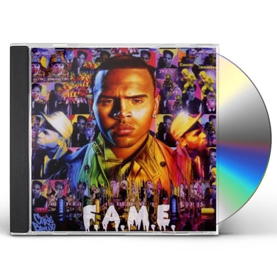 Chris Brown F.A.M.E. (DELUXE VERSION) CD