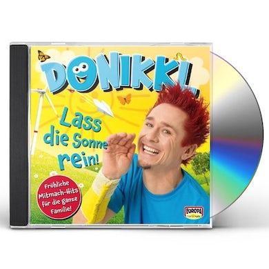 Donikkl LASS DIE SONNE REIN CD