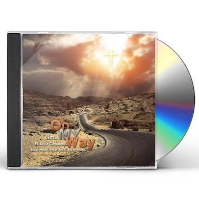 T.i.m.j ON MY WAY CD
