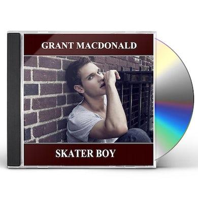 Grant MacDonald SKATER BOY CD