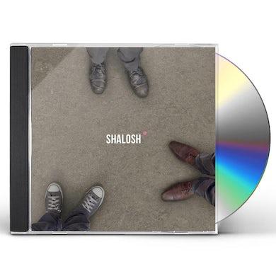 Shalosh BELL GARDEN CD