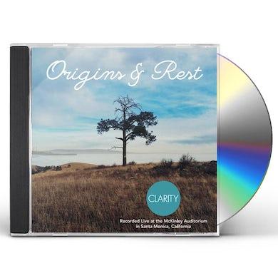CLARITY ORIGINS AND REST CD