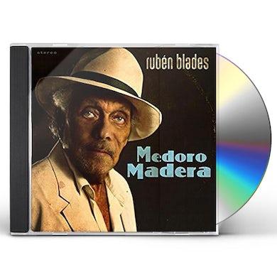 Ruben Blades MEDORO MADERA CD