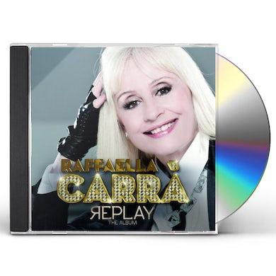 Raffaella Carra REPLAY CD