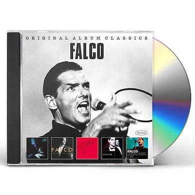 Falco ORIGINAL ALBUM CLASSICS CD
