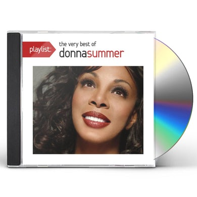PLAYLIST: THE VERY BEST OF DONNA SUMMER CD
