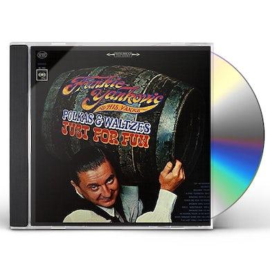 POLKAS & WALTZES: JUST FOR FUN CD