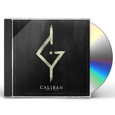 Caliban GRAVITY CD