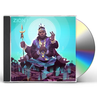 Zion I LABYRINTH CD