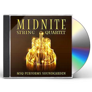 Midnite String Quartet MSQ PERFORMS SOUNDGARDEN (MOD) CD