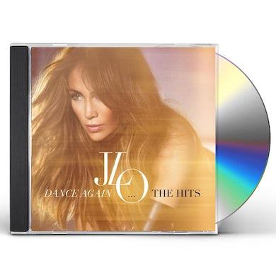 Jennifer Lopez DANCE AGAIN: THE HITS CD