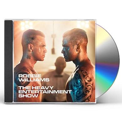 Robbie Williams HEAVY ENTERTAINMENT SHOW CD