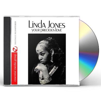 Linda Jones YOUR PRECIOUS LOVE CD