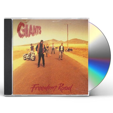 Giants FREEDOM ROAD CD