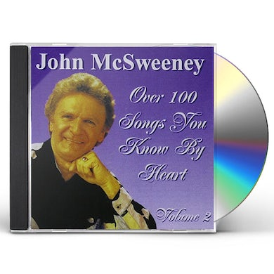 John McSweeney VOL. 2-SONGS YOU KNOW BY HEART CD
