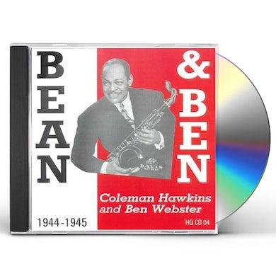 Coleman Hawkins / Ben Webster BEAN & BEN (1944-45) CD