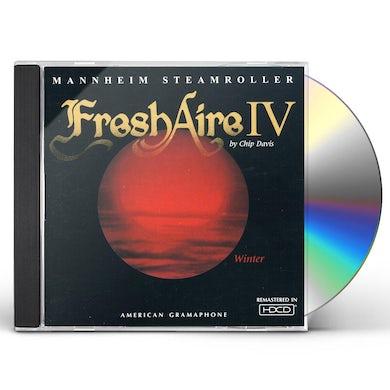 Mannheim Steamroller FRESH AIRE 4 CD