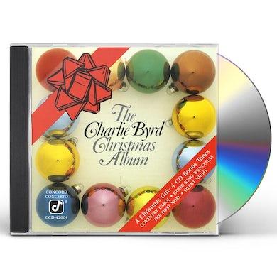 CHARLIE BYRD CHRISTMAS ALBUM CD