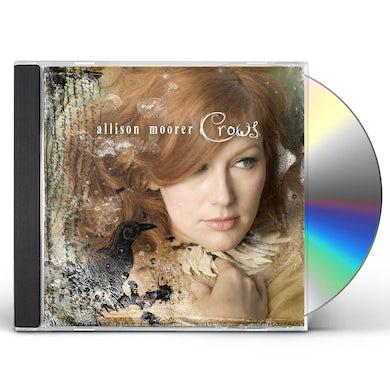 Allison Moorer CROWS CD