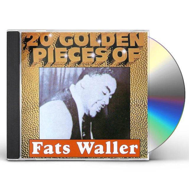 20 GOLDEN PIECES OF FATS WALLER CD
