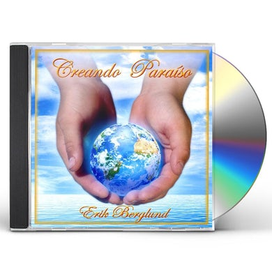 Erik Berglund CREANDO PARAISO CD