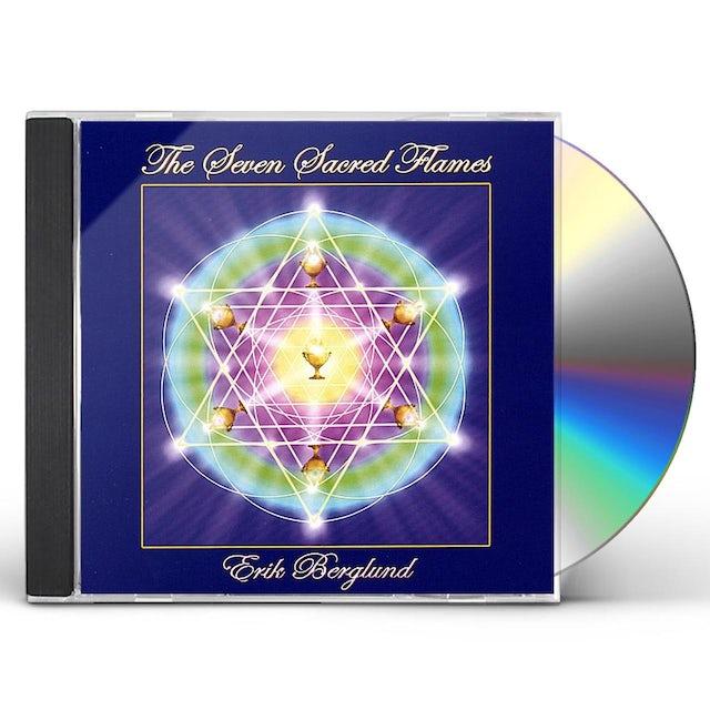 Erik Berglund SEVEN SACRED FLAMES CD
