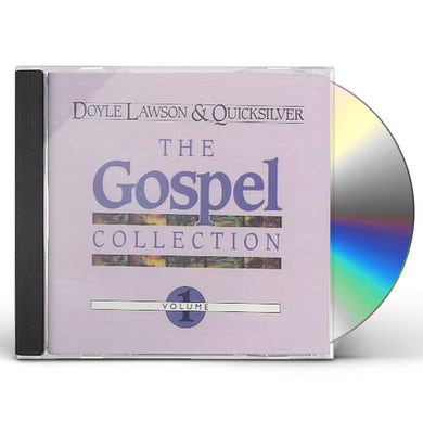 Doyle Lawson & Quicksilver GOSPEL COLLECTION 1 CD
