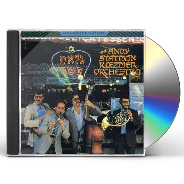 Andy Statman KLEZMER ORCHESTRA CD